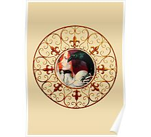 Leliana - Nightingale - Red Poster