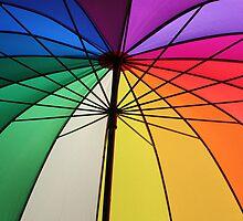 Gay Umbrella by Digital Editor .