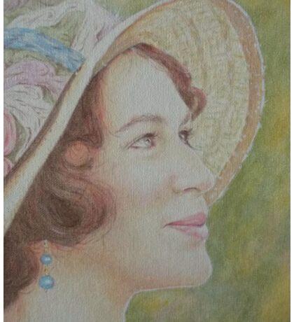 Lady Sybil Sticker