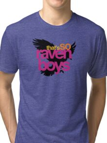 That's So Raven Boys Tri-blend T-Shirt