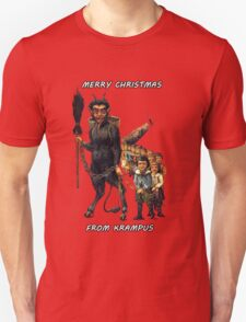 Merry Christmas... From Krampus T-Shirt