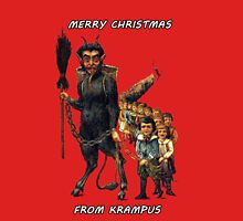 Merry Christmas... From Krampus Unisex T-Shirt