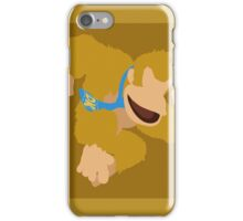 Donkey Kong (Orange) - Super Smash Bros. iPhone Case/Skin