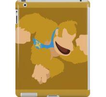 Donkey Kong (Orange) - Super Smash Bros. iPad Case/Skin
