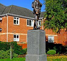 War Memorial, Stretton by Rod Johnson