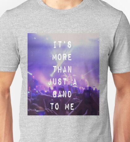 5SOS Concert Pillow Unisex T-Shirt