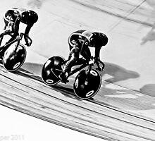 GB TEAM SPRINT 2011 by Paul  Sloper