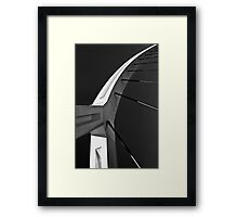 Road of Discovery Framed Print