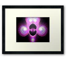 Light 4 Play  (UF0216) Framed Print
