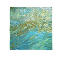 Colors of Tampa Bay Coastal Beach Look Scarf