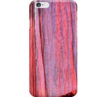 Sunset Colored Window Abstract iPhone Case/Skin