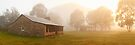 Geehi Hut Dawn, Kosciusko National Park, Australia by Michael Boniwell