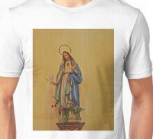 Religious statue, St Mary's Cathedral, Novi Sad, Serbia Unisex T-Shirt