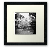 Etienne Marcel Framed Print