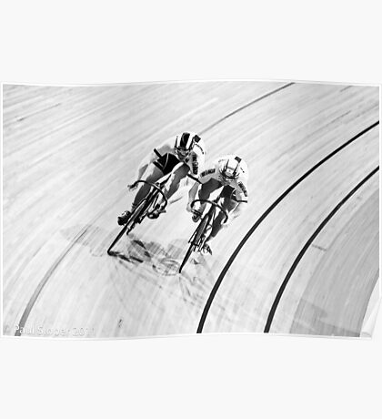 German Sprinters  Poster