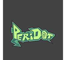 Peridot Spray Photographic Print