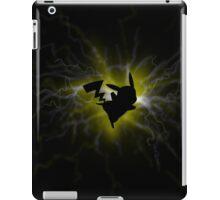 power pikachu iPad Case/Skin