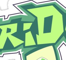 Peridot Spray Sticker
