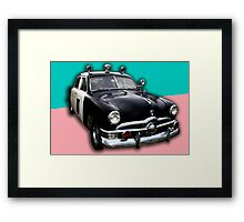 Sheriff Andy Taylor Framed Print