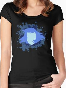 Lapis Lazuli Women's Fitted Scoop T-Shirt