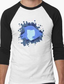 Lapis Lazuli Men's Baseball ¾ T-Shirt