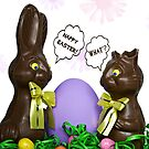 Edible Easter Ears by Maria Dryfhout