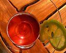 The last sip by Leon Heyns