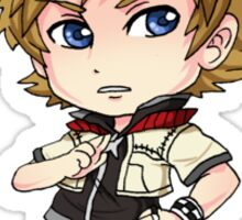 The Other Side Roxas Sticker