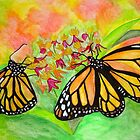 My Social Butterfly by Marsha Free