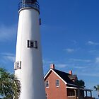 St. George Lighthouse by Laurie Perry