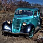 35 Ford - Windsor Colorado by Timothy S Price
