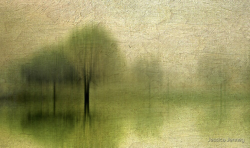 Impressions of Spring by Jessica Jenney