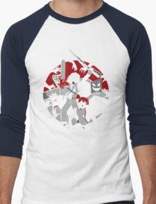Ashes to Ashes Men's Baseball ¾ T-Shirt