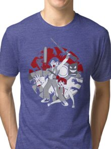 Ashes to Ashes Tri-blend T-Shirt