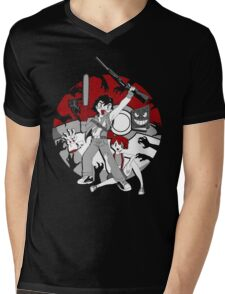 Ashes to Ashes Mens V-Neck T-Shirt