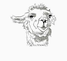 The Great and Terrible Llama Unisex T-Shirt