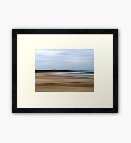 Overcast Framed Print