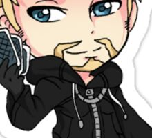 Organization XIII X. Luxord Sticker