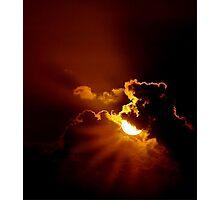 MIDNIGHT SUN Photographic Print
