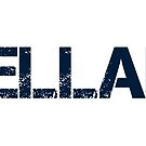 #BELLARKE (Navy Text) by 4everYA