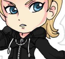 Organization XIII XII. Larxene Sticker