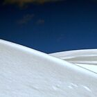 Snowdrifts Like Whipped Cream by Lee Donavon Hardy