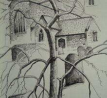 Church, Conwy by RuthHunt