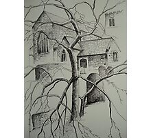 Church, Conwy Photographic Print