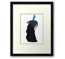 Hades Framed Print