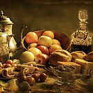 Vintage Still Life  by Irene  Burdell
