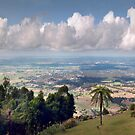 Shoalhaven from Mount Camberwarra by Les Boucher