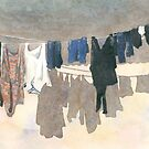 Watercolour Wash by ian osborne