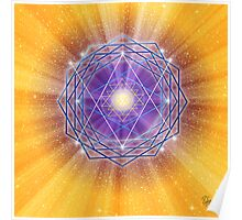 Sacred Geometry 47 Poster
