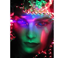 Daughter Of Silent Rage Photographic Print